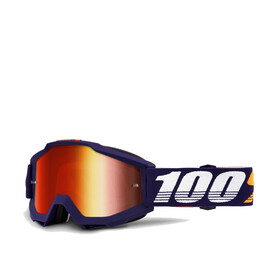 100% Accuri Anti Fog Mirror Goggles Grib